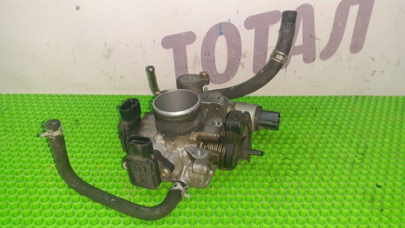 Блок дроссельной заслонки Mazda Az-Offroad JM23W K6A 2005 (б/у)
