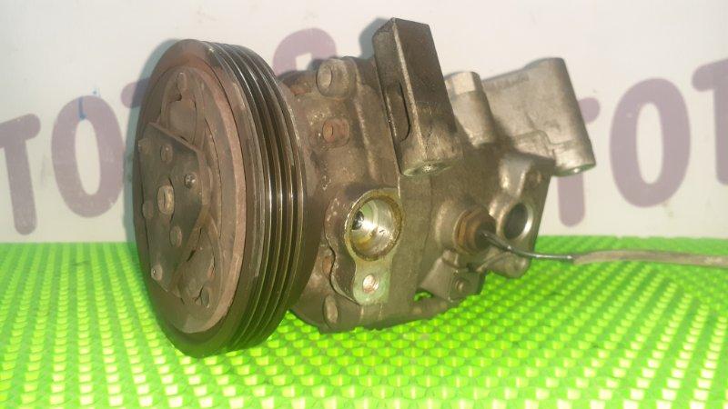 Компрессор кондиционера Suzuki Jimny Wide JB43W M13A 2001 (б/у)