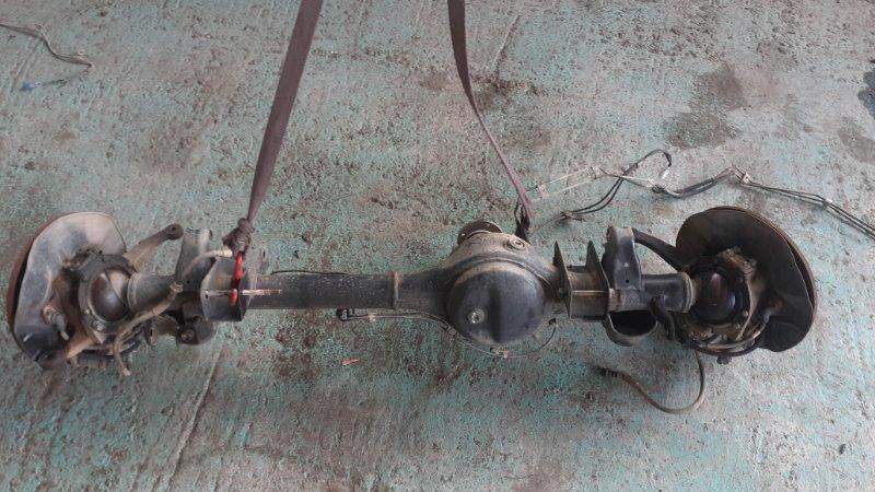 Мост Suzuki Jimny Wide JB43W M13A 2001 передний (б/у)