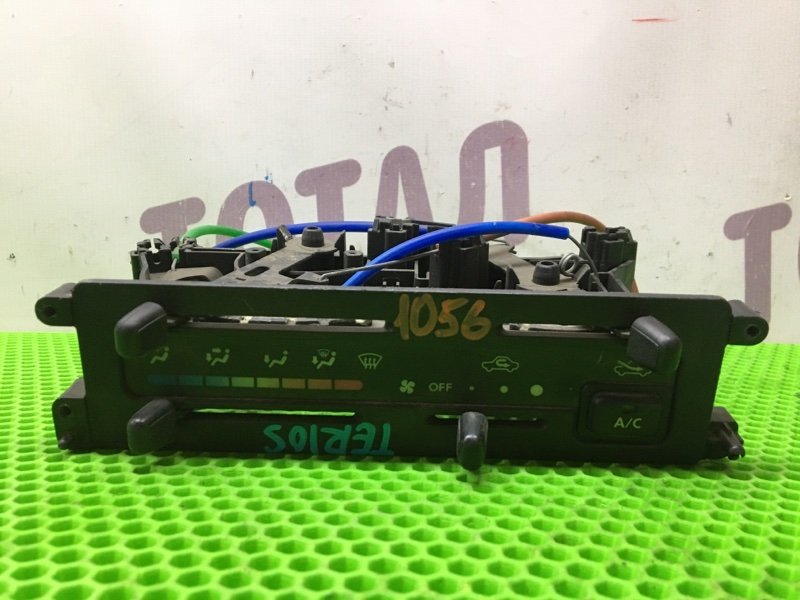 Блок управления климат-контролем Daihatsu Terios Kid J111G EFDET (б/у)