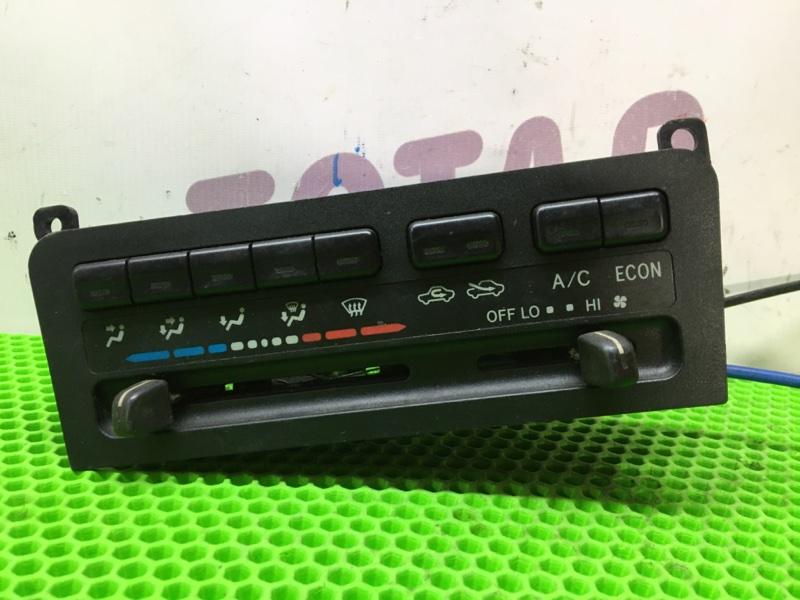 Блок управления климат-контролем Toyota Sprinter Carib AE114 4AFE 1997 (б/у)