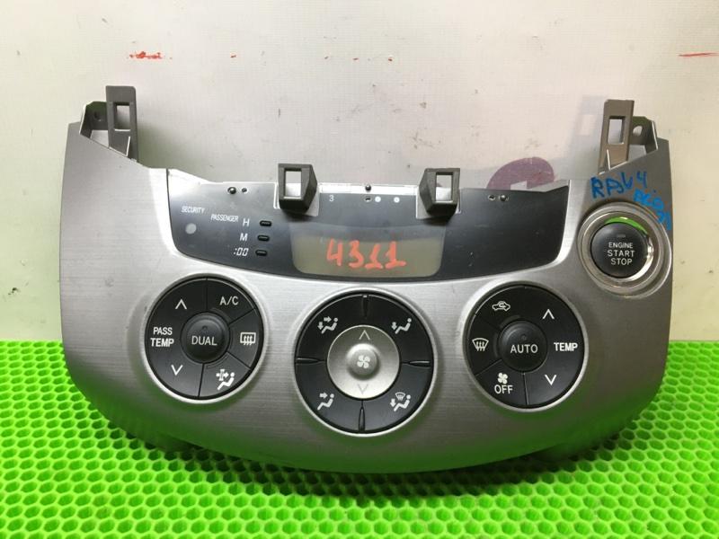 Блок управления климат-контролем Toyota Rav4 ACA31 2AZFE (б/у)