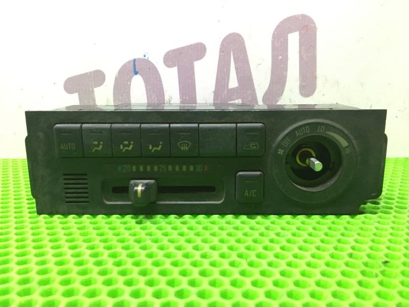 Блок управления климат-контролем Isuzu Vehicross UGS25 6VD1 (б/у)