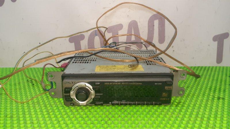 Магнитофон Mitsubishi Challenger K99W 6G74 1997 (б/у)