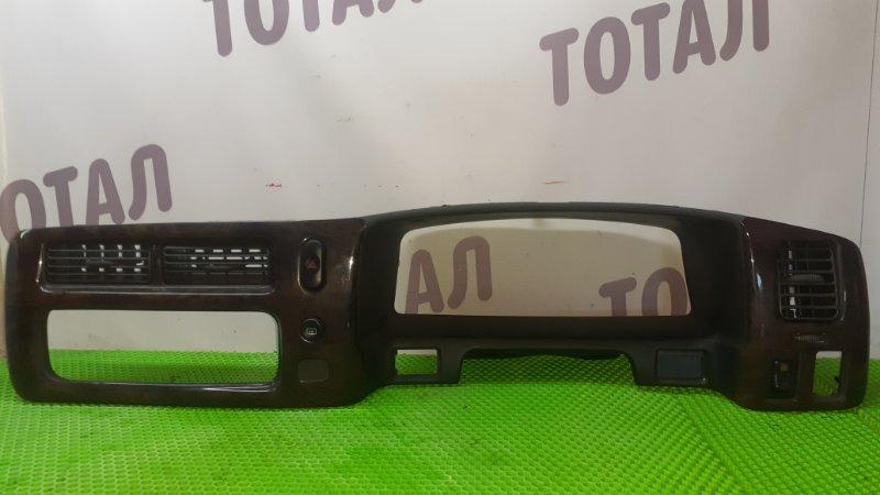 Консоль магнитофона Mitsubishi Challenger K99W 6G74 1997 (б/у)