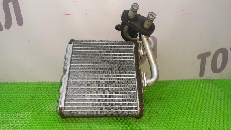 Радиатор печки Mitsubishi Challenger K99W 6G74 1997 (б/у)
