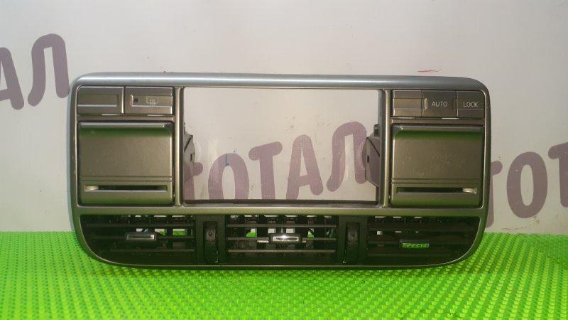 Консоль магнитофона Nissan X-Trail PNT30 SR20VET 2001 (б/у)