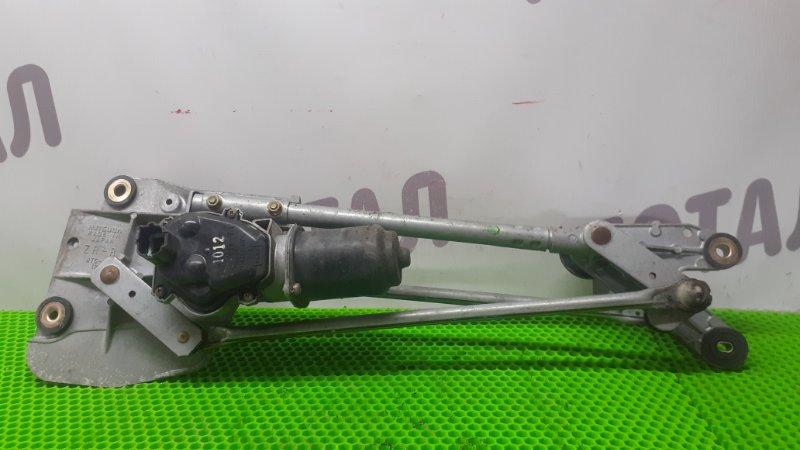 Мотор дворников Nissan X-Trail PNT30 SR20VET 2001 (б/у)