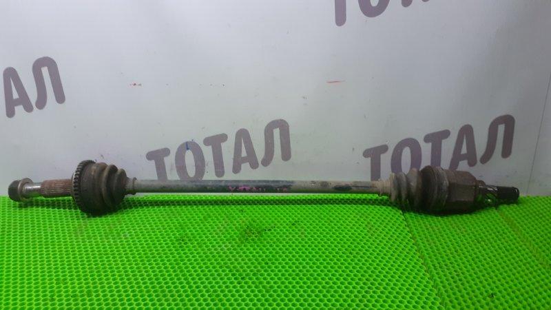 Привод Nissan X-Trail PNT30 SR20VET 2001 задний левый (б/у)