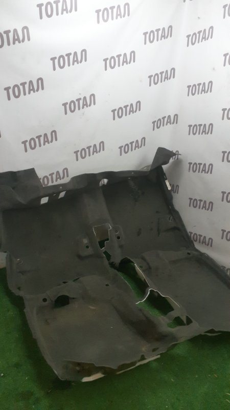 Обшивка пола Nissan X-Trail PNT30 SR20VET 2001 (б/у)