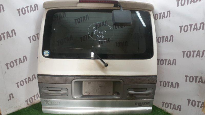 Дверь 5-я Mazda Bongo Friendee SGL5 WLT (б/у)