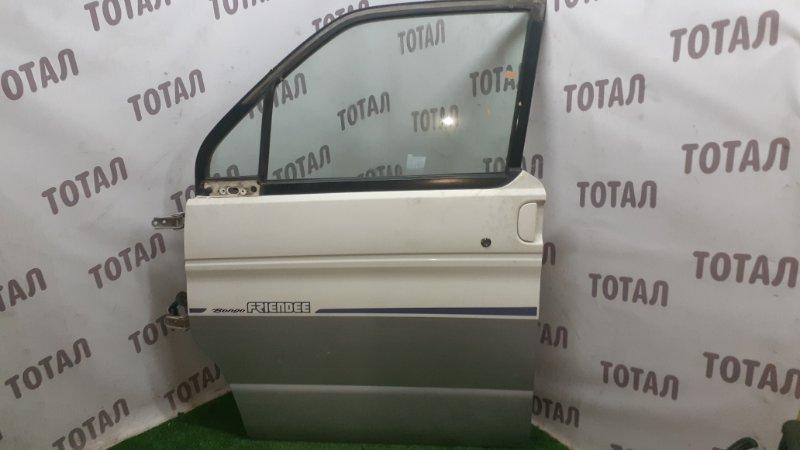 Дверь Mazda Bongo Friendee SGL5 WLT передняя левая (б/у)