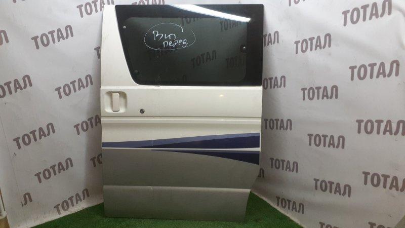 Дверь Mazda Bongo Friendee SGL5 WLT задняя левая (б/у)