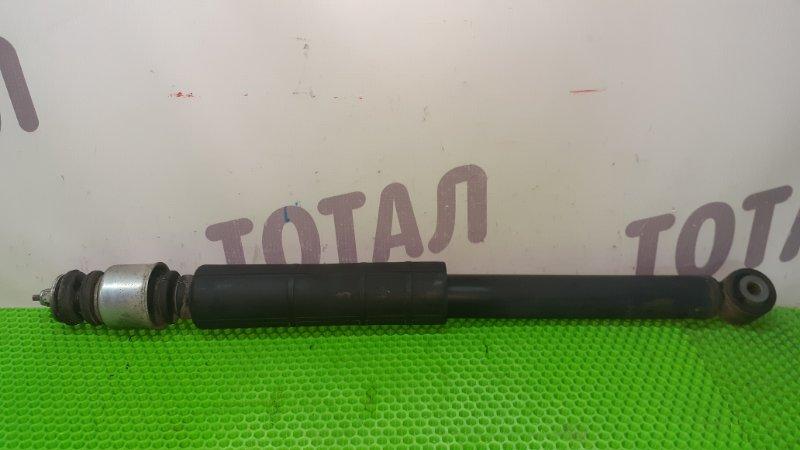 Амортизатор Nissan Tiida Latio SNC11 HR15DE 2007 задний правый (б/у)