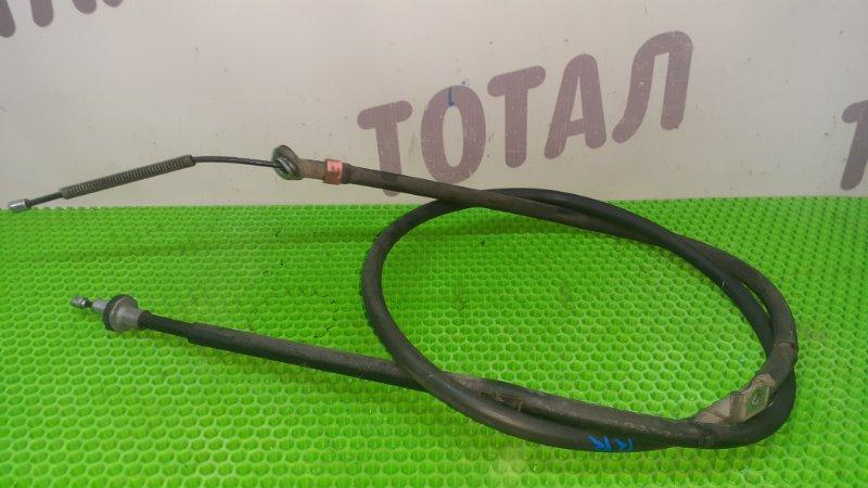 Трос ручника Nissan Tiida Latio SNC11 HR15DE 2007 правый (б/у)