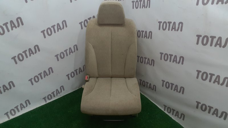 Сиденье Nissan Tiida Latio SNC11 HR15DE 2007 переднее левое (б/у)