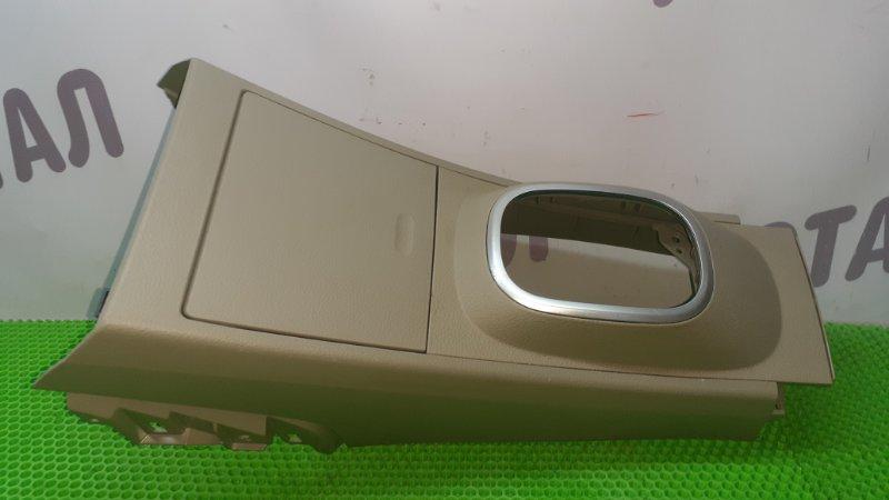 Консоль кпп Nissan Tiida Latio SC11 HR15DE 2007 (б/у)