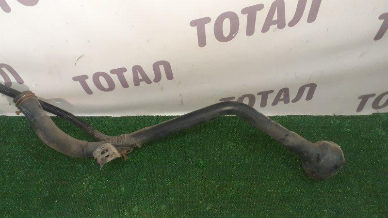 Горловина топливного бака Nissan Tiida Latio SC11 HR15DE 2007 (б/у)