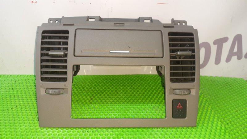 Консоль магнитофона Nissan Tiida Latio SC11 HR15DE 2007 (б/у)