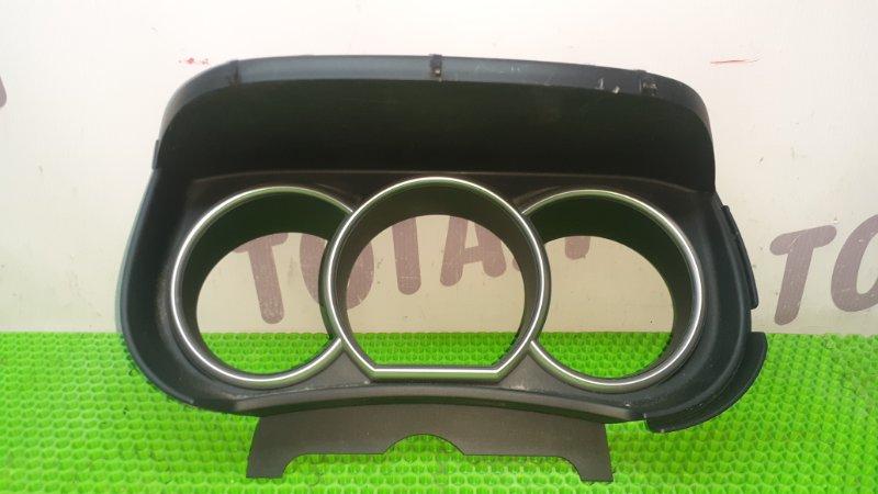 Консоль спидометра Nissan Tiida Latio SC11 HR15DE 2007 (б/у)