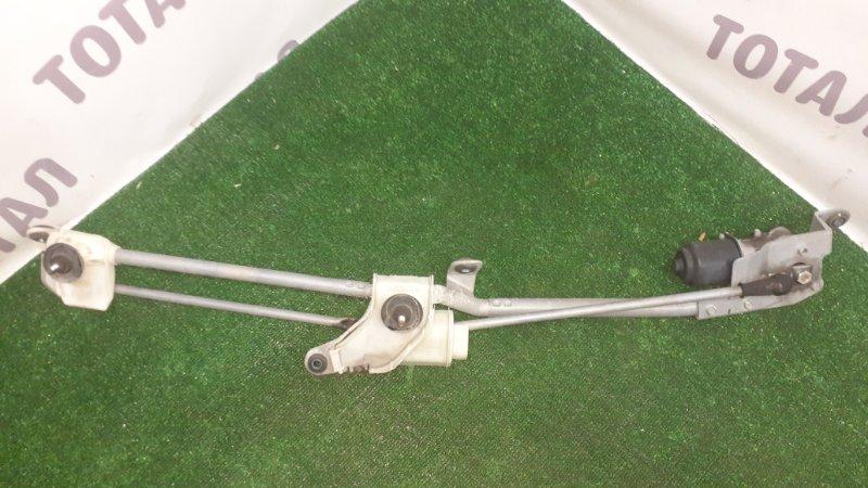 Мотор дворников Nissan Tiida Latio SC11 HR15DE 2007 (б/у)