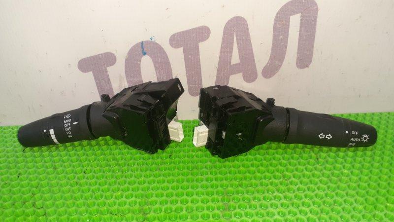 Подрулевой переключатель Nissan Tiida Latio SNC11 HR15 2007 (б/у)