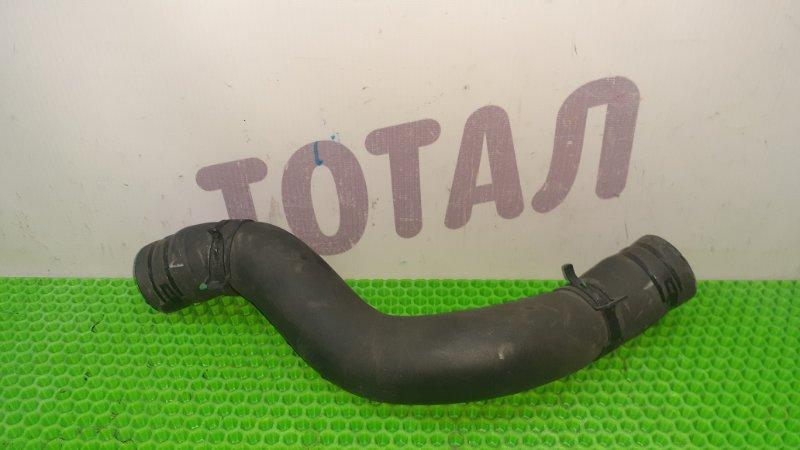 Патрубок радиатора Nissan Tiida Latio SNC11 HR15DE 2007 верхний (б/у)