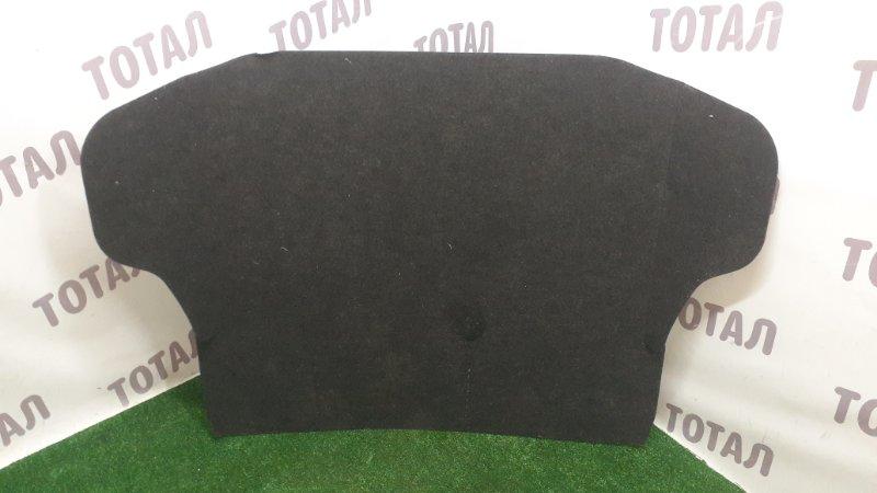 Обшивка багажника Nissan Tiida Latio SNC11 HR15DE 2007 нижняя (б/у)