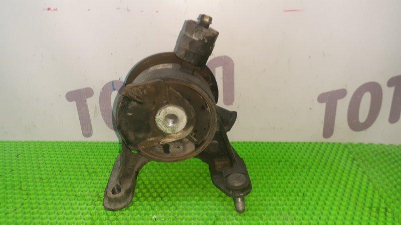 Подушка двигателя Toyota Estima GSR55 2GRFE 2007 задняя (б/у)