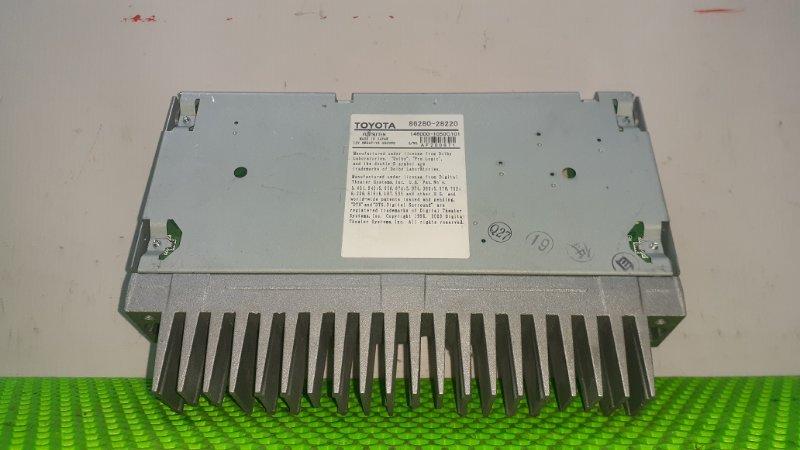 Усилитель магнитофона Toyota Estima GSR55 2GRFE 2007 (б/у)