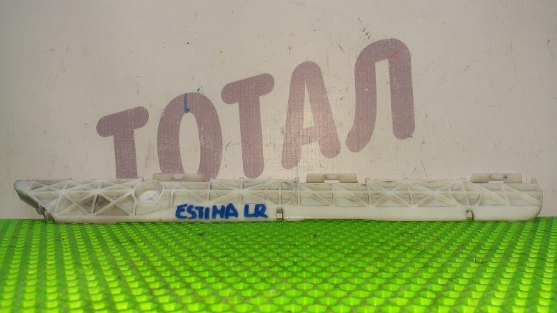 Крепление бампера Toyota Estima GSR55 2GRFE 2007 заднее левое (б/у)