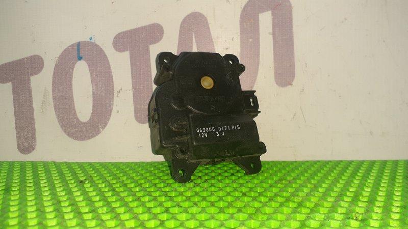 Сервопривод заслонок печки Toyota Estima GSR55 2GRFE 2007 (б/у)
