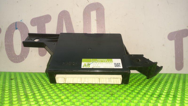 Блок управления климат-контролем Toyota Estima ACR50W 2AZFE 2007 (б/у)