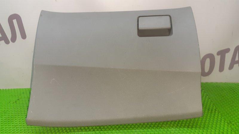 Бардачок пассажирский Toyota Estima GSR55 2GRFE 2007 нижний (б/у)