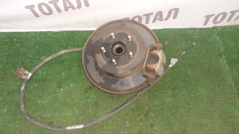 Ступица Toyota Estima GSR55 2GRFE 2007 задняя правая (б/у)