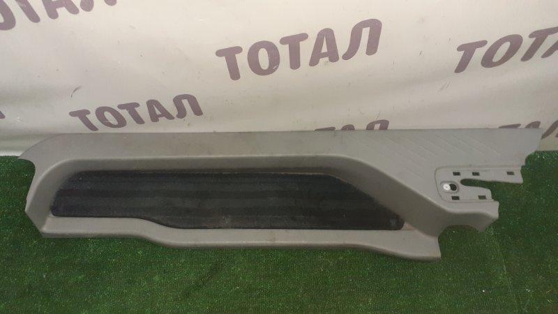 Подножка ,накладка на порог Toyota Estima GSR55 2GRFE 2007 задняя левая (б/у)