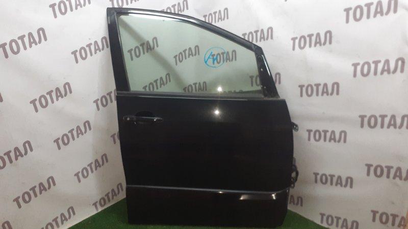 Дверь Toyota Estima GSR55 2GRFE 2007 передняя правая (б/у)