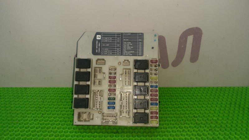 Блок предохранителей Nissan Bluebird Sylphy KG11 MR20DE 2006 (б/у)