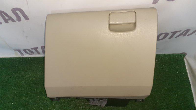 Бардачок пассажирский Nissan Bluebird Sylphy KG11 MR20DE 2006 (б/у)