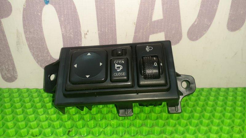 Блок управления зеркалами Nissan Bluebird Sylphy KG11 MR20DE 2006 (б/у)