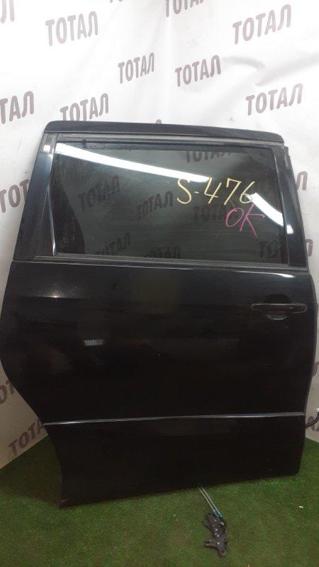 Дверь Toyota Estima GSR55 2GRFE 2007 задняя правая (б/у)