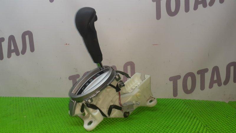 Рычаг переключения кпп Honda Fit GE6 L13A 2009 (б/у)