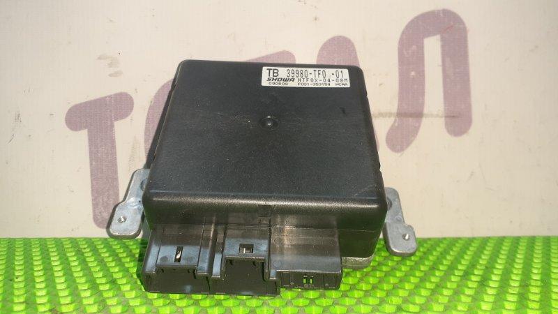 Блок управления рулевой рейкой Honda Fit GE6 L13A 2009 (б/у)