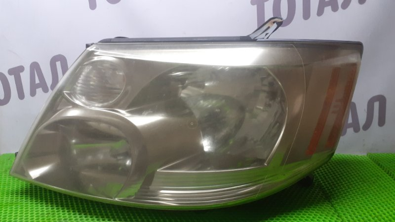 Фара Toyota Alphard ANH15 2AZFE 2002 левая (б/у)