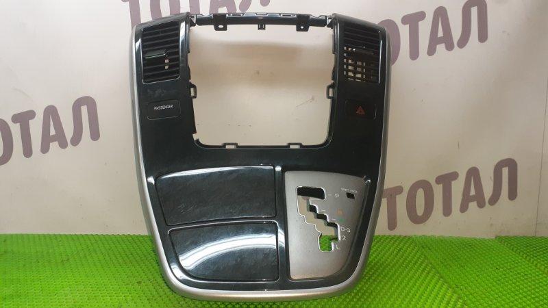 Консоль климат-контроля Toyota Alphard ANH15 2AZFE 2002 (б/у)