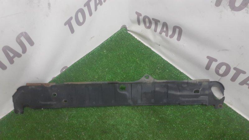 Защита радиатора Toyota Alphard ANH15 2AZFE 2002 передняя (б/у)