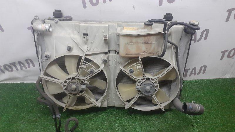 Радиатор двс Toyota Alphard ANH15 2AZFE 2002 (б/у)