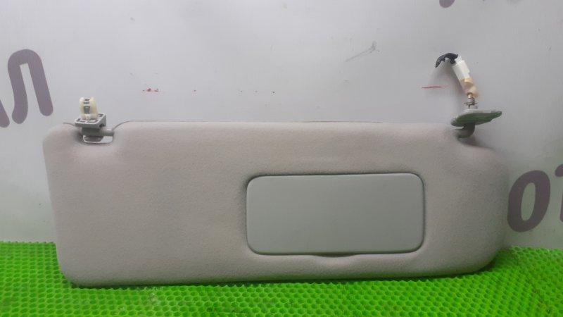 Козырек солнцезащитный Toyota Alphard ANH15 2AZFE 2002 правый (б/у)