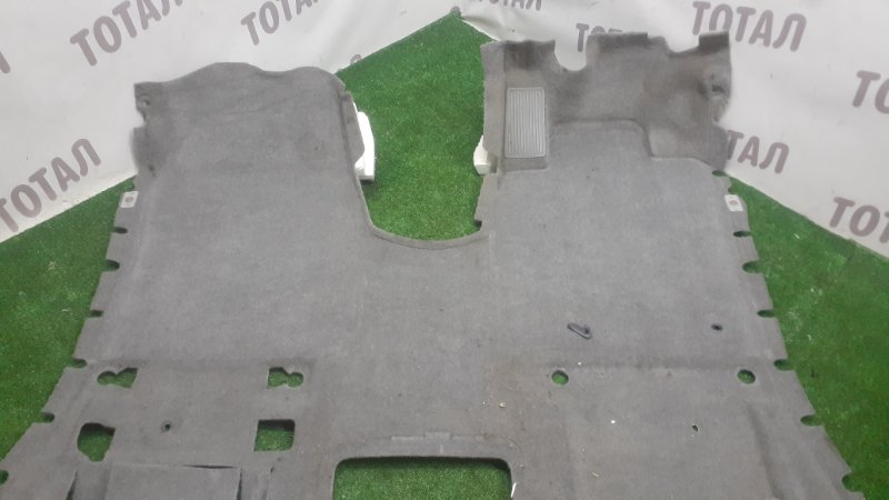 Обшивка пола Toyota Alphard ANH15 2AZFE 2002 передняя (б/у)