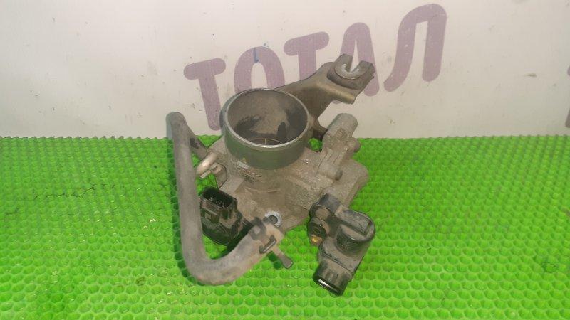 Блок дроссельной заслонки Toyota Alphard ANH15 2AZFE 2002 (б/у)